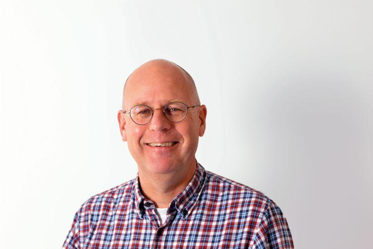 Commercieel directeur Willem Butz.