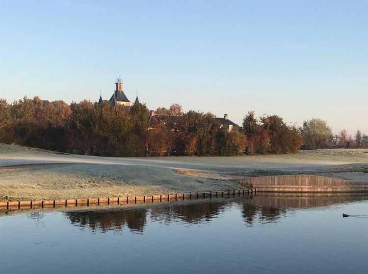 De Nieuwegeinse Golfclub gaat verder als The Mondial International Golf & Short Game Center. Bron foto: Oosthoek Groep.