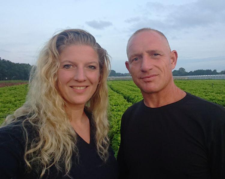 Susanne Blom en Bart Bollaart
