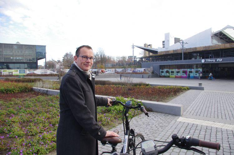 Mario Jacobs, wethouder gemeente Tilburg