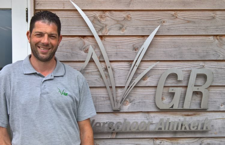 Arwin Verschoor, oprichter van VGR